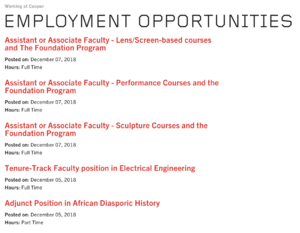 Art faculty hires fall 2018.png
