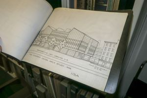 The Cooper Union Area Study, in the Cooper Archives.jpg